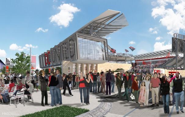 DCU stadium